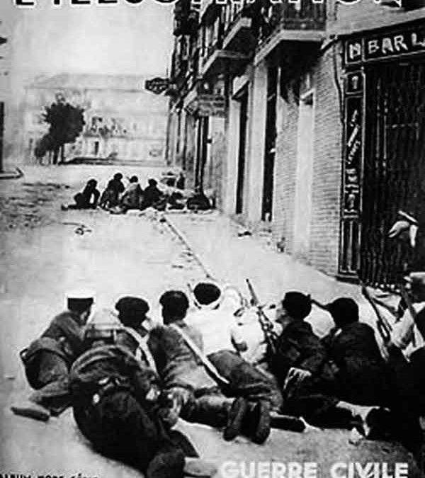La Batalla de Toledo. El Alcázar no se rinde. Parte II