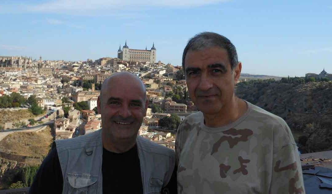 Bienvenidos a nuestra ruta del asedio al Alcázar de Toledo