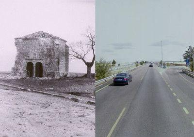 Ayer y hoy de la ermita de la Soledad en Trijueque