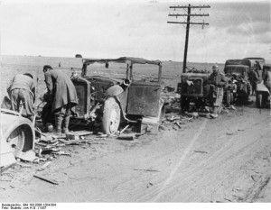 Imagen de Vehículos italianos abandonados