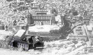 Alcazar antes Este 2-Asedio Alcazar de Toledo