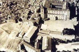 Alcazar antes Este-Asedio Alcazar de Toledo