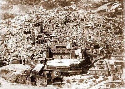 Resultado de imagen de Aljibe del Alcázar de Toledo.