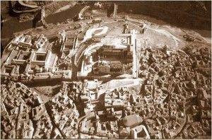 Alcazar despues-Asedio Alcazar de Toledo