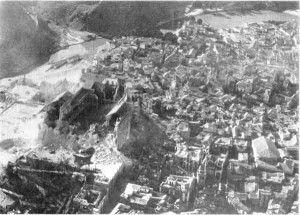 Alcazar despues destruccion 5-Asedio Alcazar de Toledo