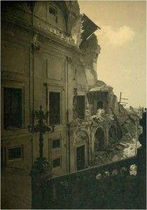 Alcazar interior NO-Asedio Alcazar de Toledo