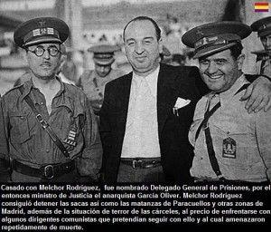 Melchor Rodríguez. El Ángel Rojo