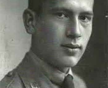 Capitán Infantería Luis Alba Navas