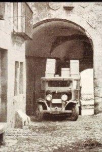 Las misiones pedagógicas llegan a Coca, Segovia.1932
