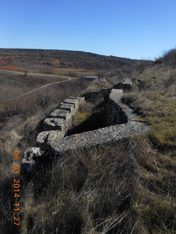 "Parapeto nacional. Cota 1086 ""El Castillo"""