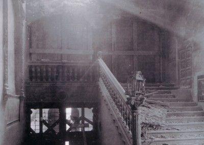 Convento de las Descalzas Reales, Madrid. 30 de enero de 1938