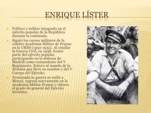 Ficha Enrique Líster