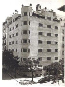 Hotel Gaylord. En él se alojaron asesores y altos mandos soviéticos