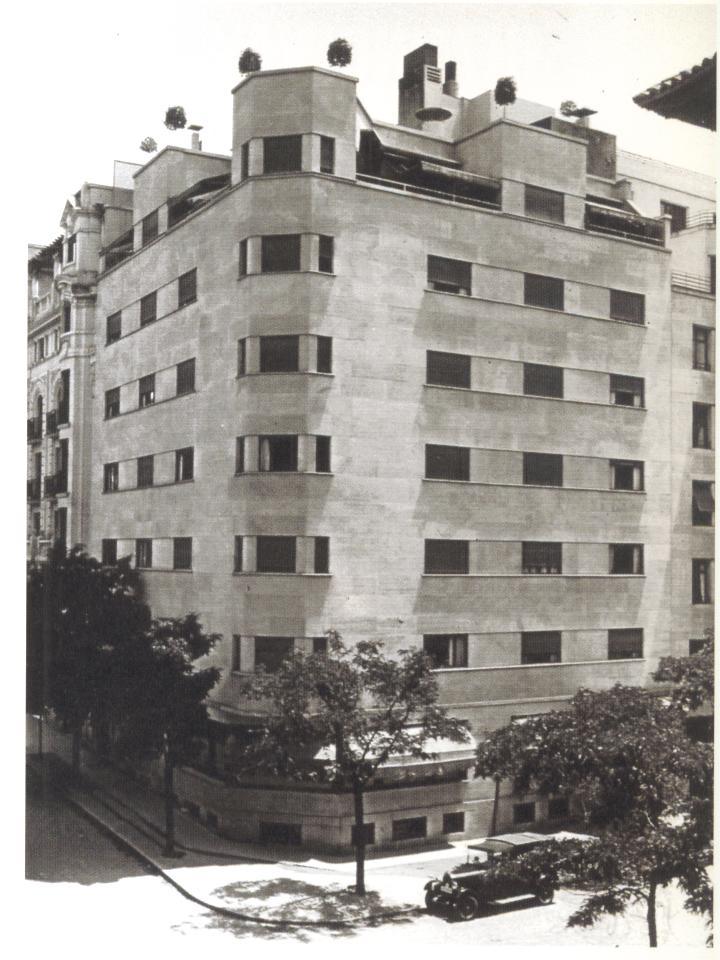 Hotel Gaylord.  Alojamiento de asesores soviéticos