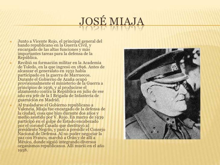 Ficha José Miaja
