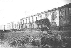 Milicianos Santa Cruz 2-Asedio Alcazar de Toledo