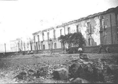 Milicianos en Santa Cruz 2