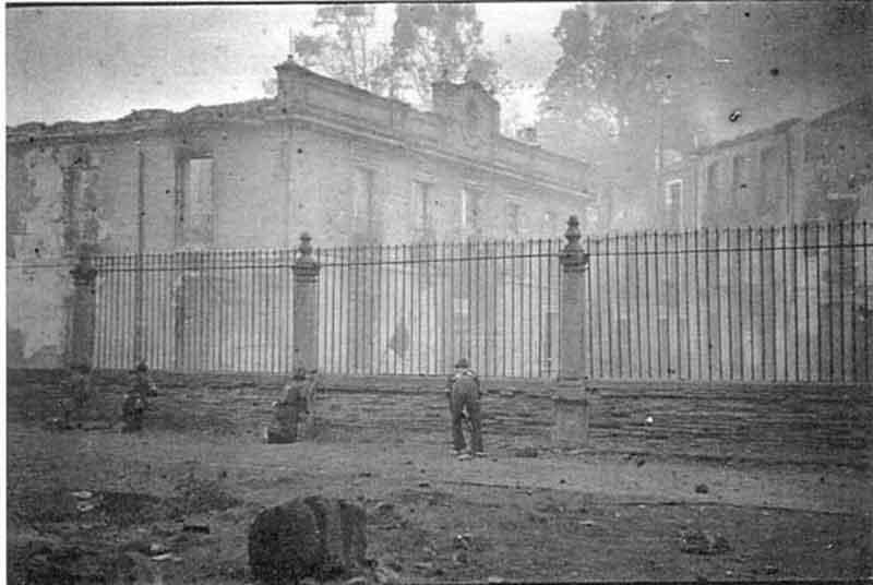 Milicianos en Santa Cruz 3