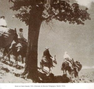 Misión en Sierra Nevada.1932