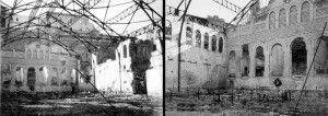Picadero-Asedio Alcazar de Toledo