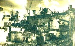 Posada de la Sangre-Asedio Alcazar de Toledo