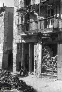 Tienda Bahamonde plaza Magdalena-Asedio Alcazar de Toledo