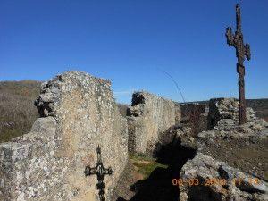 """posición nacional """"El Castillo"""". Cota 1086"""