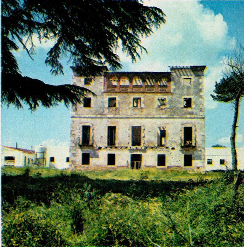 Casa Palacio de D. Luis