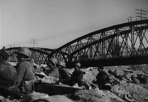 Puente de Arganda, XII Bgda Internacional - Fotograma