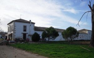 Imagen Zona actual donde se ubicaba el Palacio de Ibarra