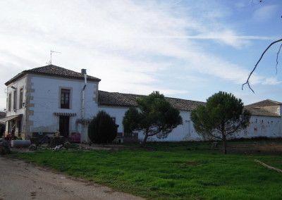 Palacio de Ibarra en la actualidad
