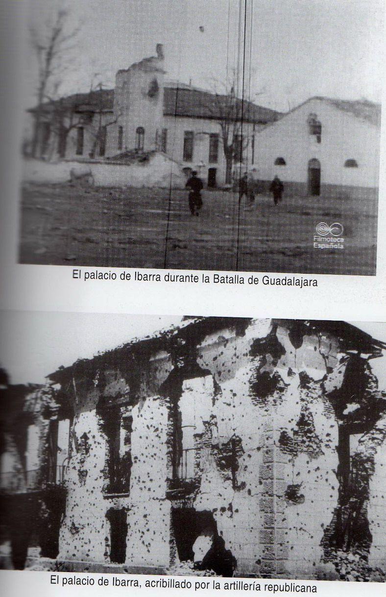 Imagen del Palacio de Ibarra