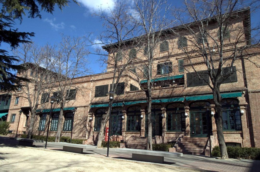 Residencia de Estudiantes Institución libre enseñanza. Madrid