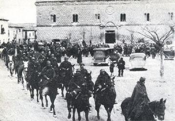 La Batalla de Guadalajara. Parte II. La Batalla 1ª fase