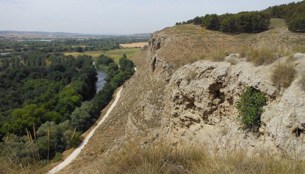 Cantiles Marañosa y Río Jarama