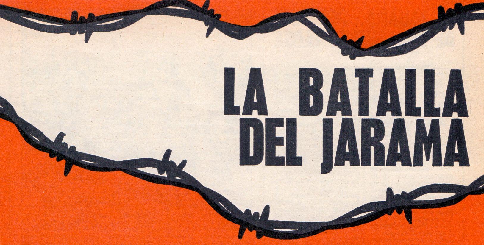 Ilustración La Batalla del Jarama
