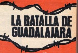 Ilustración La Batalla de Guadalajara