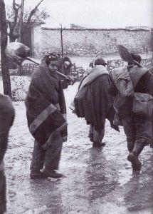 Trabajadores republicanos de fortificación en Torija
