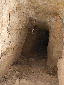 Túnel republicano. Línea defensiva Titulcia