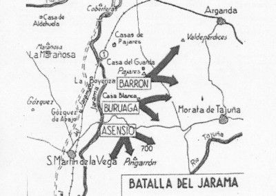 Batalla del Jarama. 3ª Fase