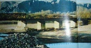 Puente de Pindoque sobre el Jarama