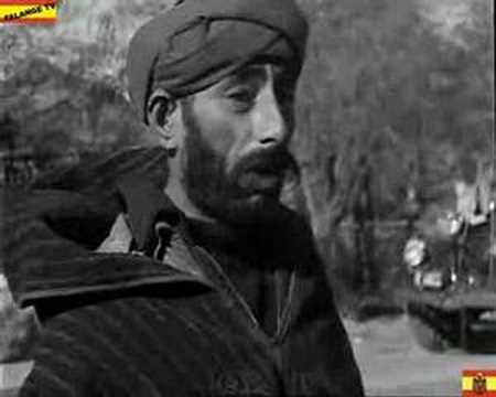 Soldado Moro-Guerra Civil 1936