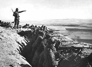 La Batalla del Jarama. Parte III. La batalla