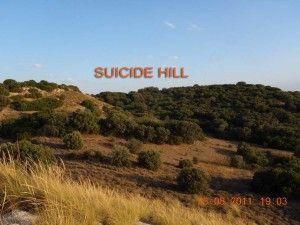 Colina del suicidio. Batalla del Jarama