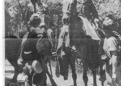 La Vanguardia. Julio 1937. Ofensiva sobre Segovia
