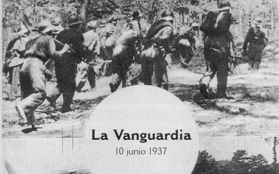La Batalla de La Granja. Parte II. La Ofensiva