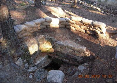Fuente Cerro del puerco posicion 35 nacional