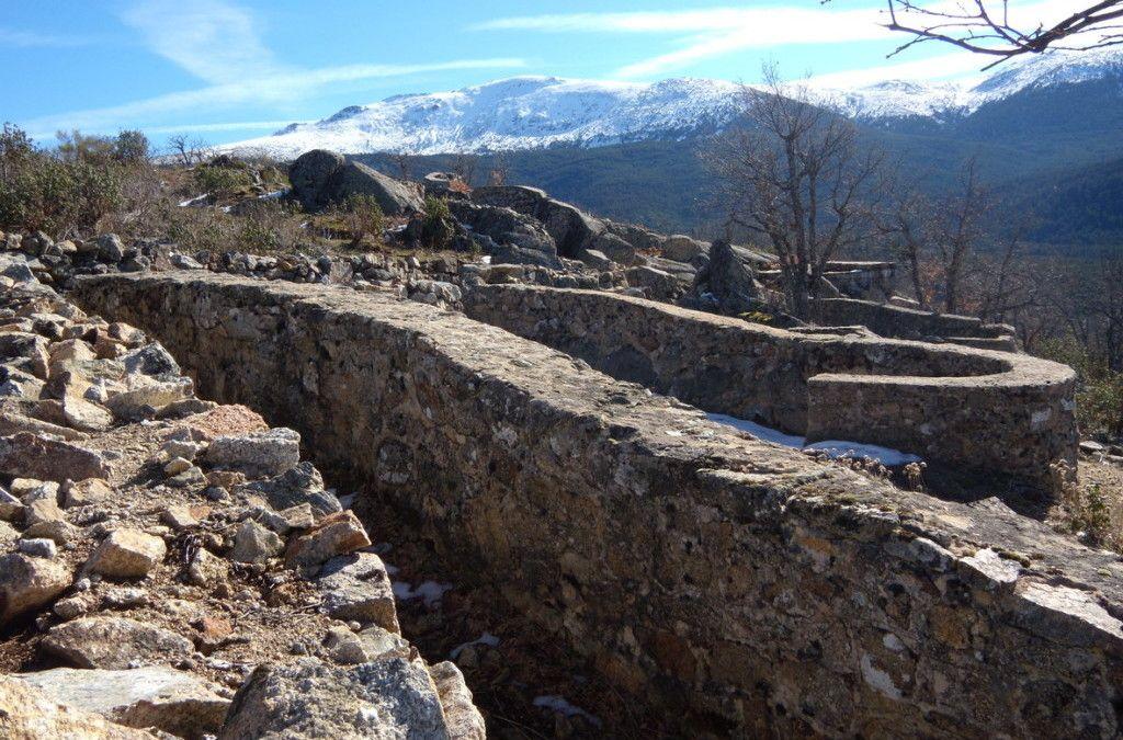 Linea de fortines Cerro del Puerco