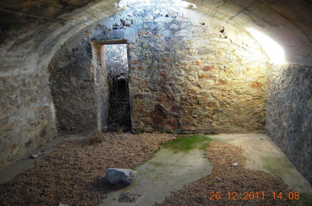 Refugio Cruz de la Gallega