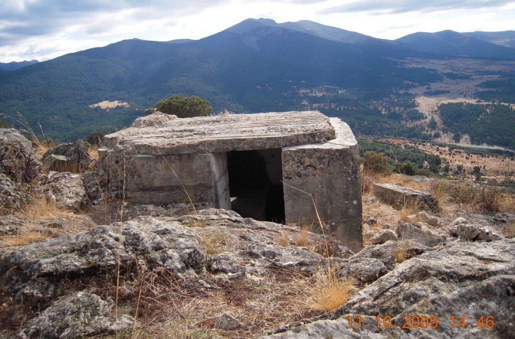 Bunker Cabeza Grande Revenga